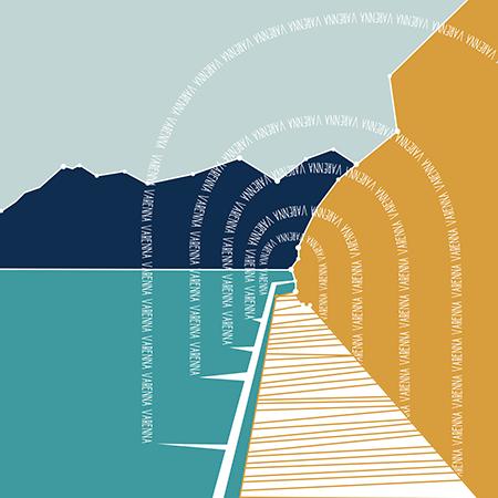 Marta Bucella - Corporate Identity, Pattern Design e illustrazioni per CasaLucia Como Illustrazioni
