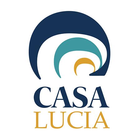 Marta Bucella - Corporate Identity, Pattern Design e illustrazioni per CasaLucia Como Logo
