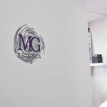 Marta Bucella - Corporate Identity e Pattern Design per MGEstetica