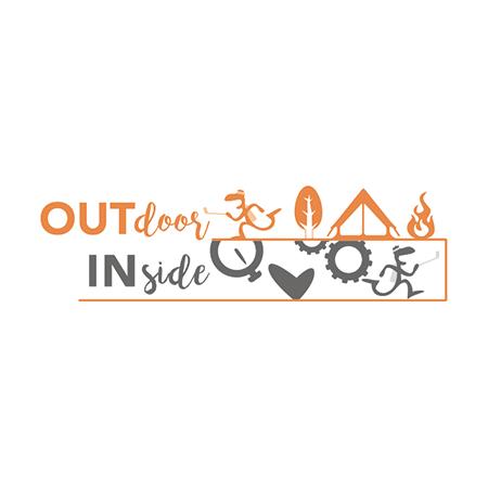 Marta Bucella Outdoor Inside Logo Pattern Michele Evangelisti